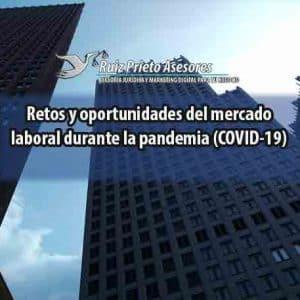 Retos y oportunidades del mercado laboral durante la pandemia (COVID-19)