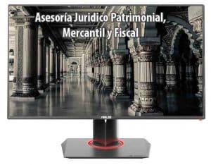 Asesoría Juridico Patrimonial, Mercantil y Fiscal