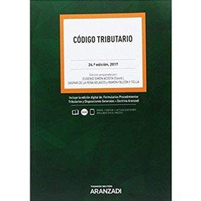 Código tributario (Código Básico) Tapa blanda – 3 sep 2018