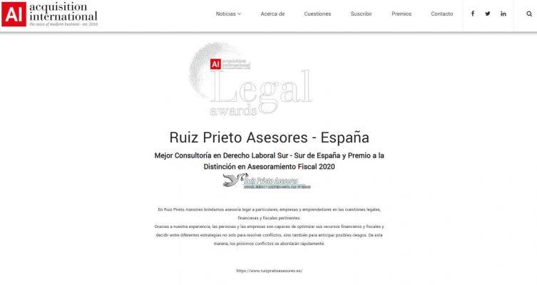 Legal Adwards 2020